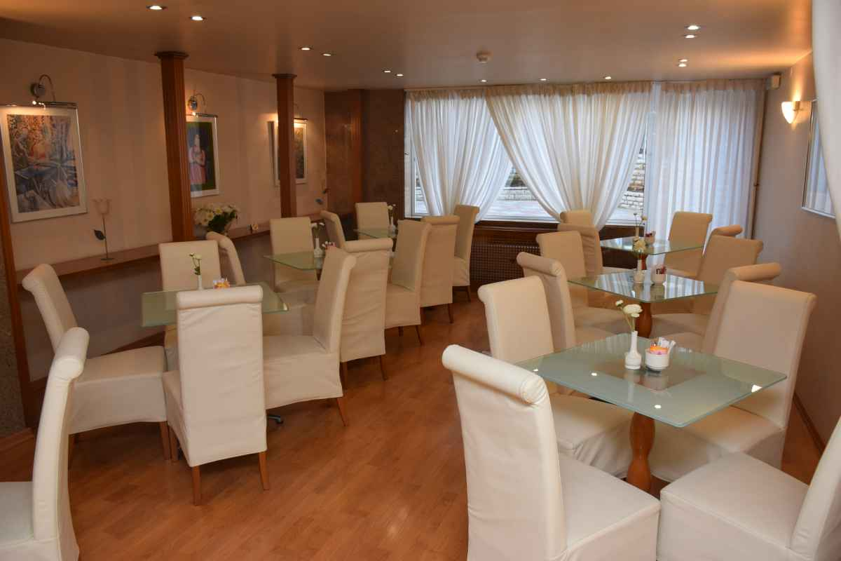 GALAXIAS HOTEL ΑΓΡΙΝΙΟ - Ξενοδοχείο Γαλαξίας - Bar - Restaurant