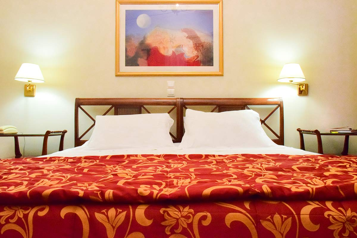Galaxias Hotel Αγρίνιο Δωμάτιο