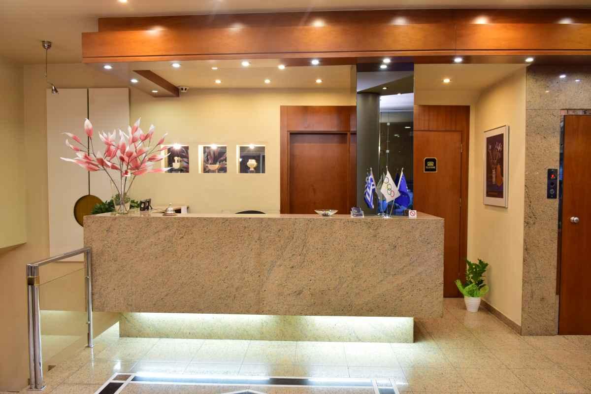 Galaxias Hotel Agrinio - Reception