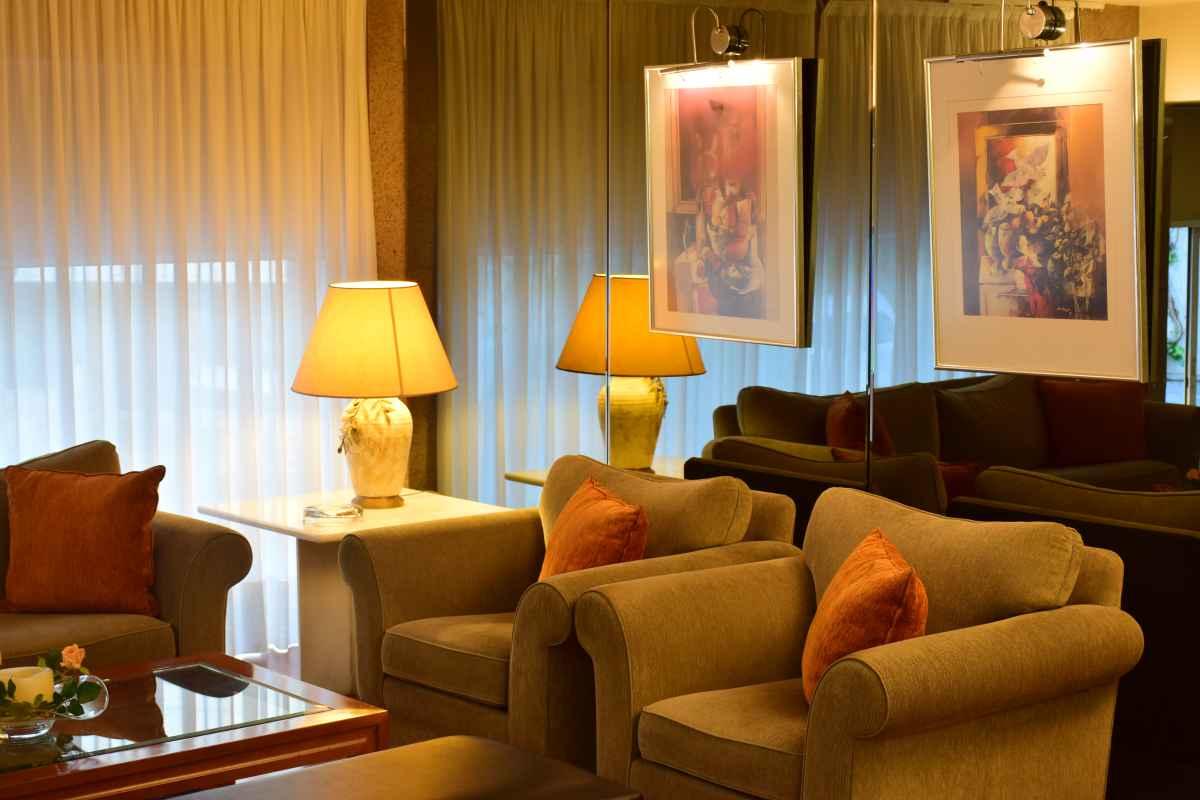 Galaxias Hotel Agrinio - Waiting Room