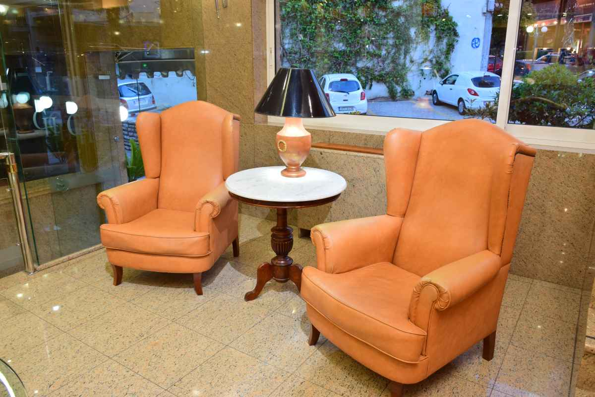 Galaxias Hotel Agrinio - Waiting Room